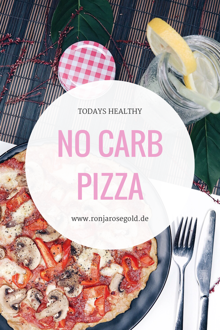 No Carb Pizza