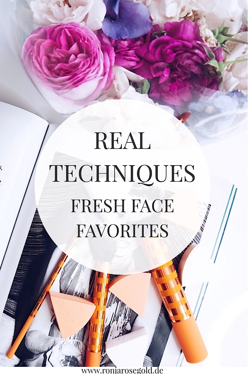 Real Techniques Fresh Face Favorites