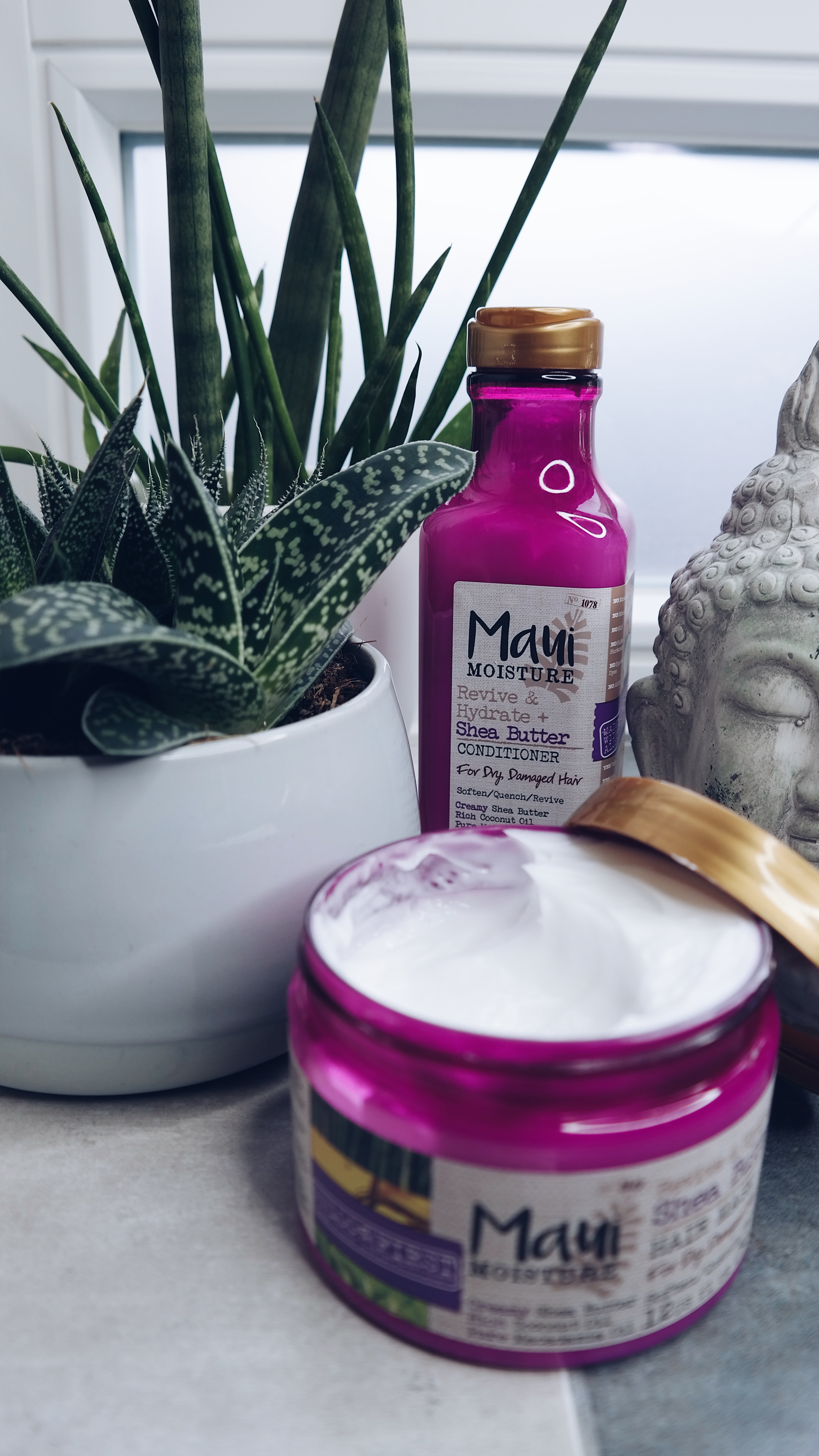 Maui Moisture Review: Revive & Hydrate & Curl Quench - Ronja
