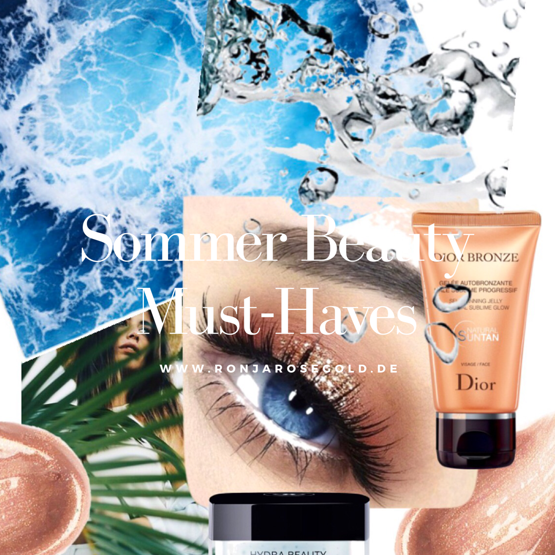 Sommer Beauty Must-Haves